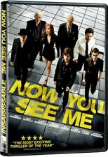 Now You See Me (DVD, 2013,)