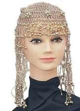LADIES 20'S,70'S,CLEOPATRA EGYPTAIN HEADPIECE FANCY DRESS ACCESSORY