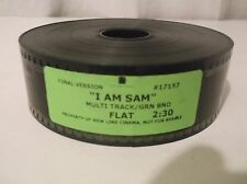 I AM SAM (2001) Sean Penn 35MM Movie Trailer Film Flat Final New Line Cinema