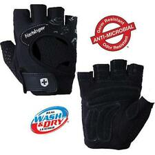 Women's FlexFit Anti-Microbial Lifting Gloves - Large Black by Harbinger