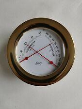Kombi Thermometer Hydrometer  von Schatz Messinggehäuse neuwertige Erhaltung