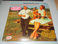 Sweethearts Still Lulu Belle & Scotty Rare Country Bluegrass LP~Starday Records