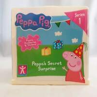 Peppa Pig Secret Surprise Present 6 Surprises in every cube Series 1 Peppas