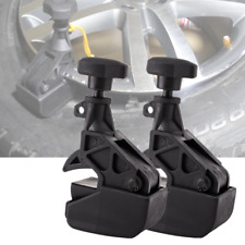 2x Car Tire Changer Edge Guard Wheel Rim Protector Bead Clamp Drop Center Tool