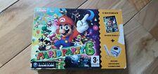 Mario Party 6 Bix Box Cartonnée - Nintendo Gamecube - PAL FR - TBE