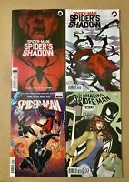 Spider-Man:Spider's Shadow Mixed Lot 1 Main Cover 1 Ferry FBCD 1st Virus ASM 798