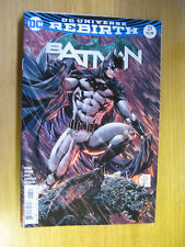 BATMAN #27. DC REBIRTH VARIANT COVER.