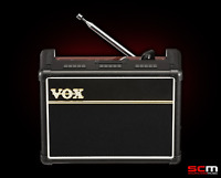 VOX AC30 RADIO Alarm Clock 60th Anniversary Limited Edition model Great Gift!