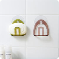 1Pc Suction Cup Sponge Holder Dish Cloths Storage Organizer Rack For Kitchen