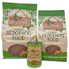 More details for brambles hedgehog food - crunchy biscuit food, tinned food - wildlife food