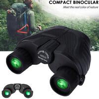 Day/Night Vision 10x25 Military Zoom Powerful Binoculars Optics Hunting Camping