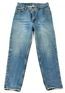 Levi's Vintage Orange Tab 80's Distressed Relaxed Fit Jeans Denim Men's 30 x 27