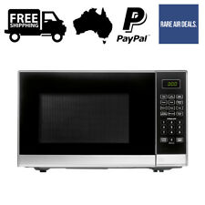 34L Litres Microwave Oven 1100W Turntable Child Safety Push Door 10 Power Levels