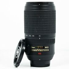 Nikon 70-300mm F/4.5-5.6 AF-S VR IF ED G Zoom Lens