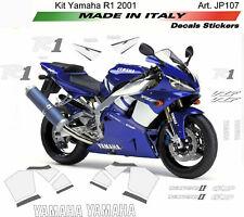 Kit completo adesivi - R1 2001