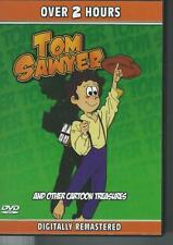 Tom Sawyer and Other Cartoon Treasures (DVD) - Animation