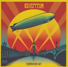 Led Zeppelin - Celebration Day - Coffret 2 CD + 2 DVD
