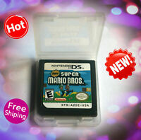 New Super Mario Bros (Nintendo DS,2006) Game Card Only for DS 2DS 3DS Child Gift