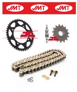 E-Ton EXL 150 Viper 2007 JMT Gold Chain & Sprocket Kit (520X2)