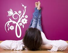Flower Dream - highest quality wall decal stickers