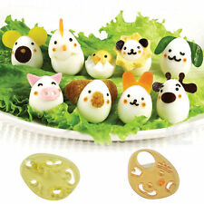 Small Animal-shaped Mould DIY Egg-shaped Mold Cute Bento Sushi Rice Ball Mold