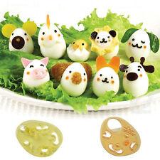 Small Animal-shaped Mould DIY Egg-shaped Mold Cute Bento Sushi Rice Ball Mold