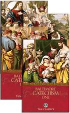 The Baltimore Catechism 4 Volume Set Traditional Catholic Education Homeschool