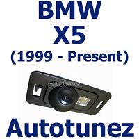 Car Reversing Reverse Parking Rear View Camera BMW X5 E53 E70 1999 2000 2001