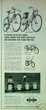 1964 Huffy Tandem,Dragster Mens/Ladies Bicycle/Bike AD