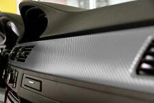 VVIVID8 silver carbon fiber vinyl car wrap DIY stretch film decal 2ft x 5ft