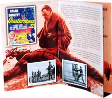 Quatermass II 2 - BOOKLET from the Hammer Film DVD