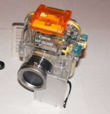 CANON WP-DC900 Underwater Housing for POWERSHOT A80 CAMERA - ede