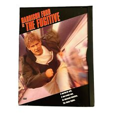 The Fugitive DVD 1993 Harrison Ford Tommy Lee Jones & Andreas Katsulas