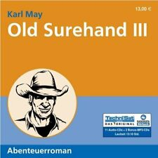 Karl May - Old Surehand 3 -  Hörbuch  Box  11 CDs