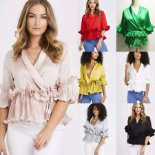 Unbranded Ruffle Blouses for Women