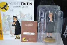 FIGURINE RESINE  IRMA  SERIE TINTIN N°72