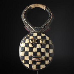 11338 Goli Mask of The Baule Elfenbeinkuste