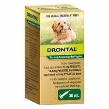Drontal Puppy Flea & Tick Remedies