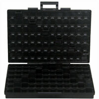 BOX-ALL-144 ESD safe tiny components surface mount parts Organizer Storage