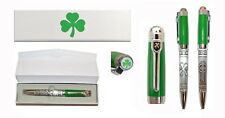 Irish Ballpoint Pen Gift Set-Celtic-Clover-Elegant Pen St Patrick Unique Ireland