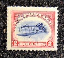 2013USA #4806a $2.00 - Inverted Curtiss Jenny - Mint NH    2 dollars