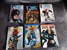 Lot Marvel Knights Magazine et Veuve Noire en très bon état Panini Comics