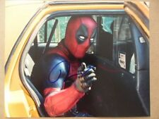 """Ryan Reynolds Signed ~Autographed Photo """"Dead pool"""""""
