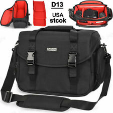 D13 Sling Camera Bag Single Shoulder Backpack for Canon Nikon Sony SLR DSLR