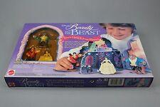 ZB398 Mattel Walt disney 8774 Beauty and the Beast La belle la bête personnage