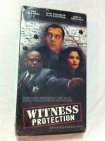 WITNESS PROTECTION, FOREST WHITAKER, TO, SIZEMORE, VHS, HBO VIDEO