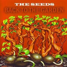 THE SEEDS - BACK TO THE GARDEN (NEW & SEALED) CD Garage Rock Sky Saxon