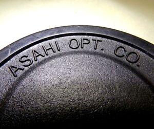 Pentax Asahi Co. Rear Lens Cap Slip on for K M A PK KA lenses