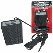 NEW Crossfire Latching On Off Footswitch for Electric Guitar Effects Pedal