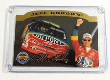 1996 Jeff Gordon UD LE to 2500, 95 Points Champ oversize card, Card # 1286 /2500